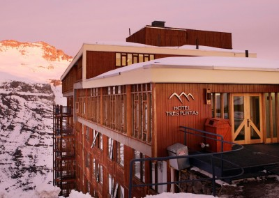 Hoteles Valle Nevado Chile
