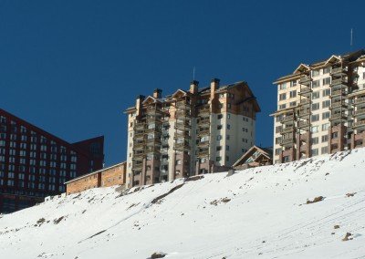 Departamentos Valle Nevado