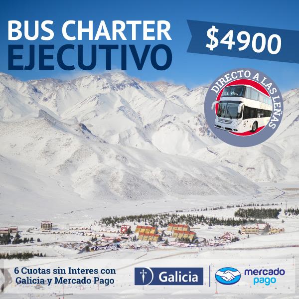 Bus Charter Las Leñas