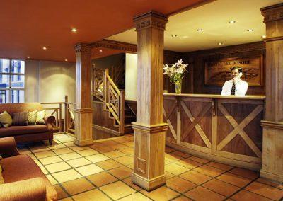 Del Bosque Apart & Hotel