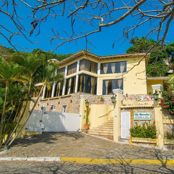 Villa Mercedes Posada Buzios